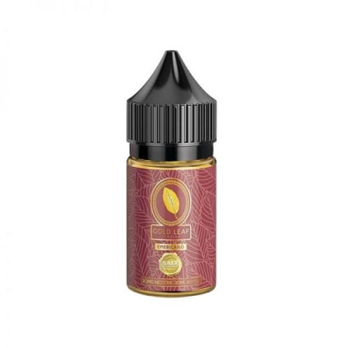 Gold Leaf Americano Salt 30Ml